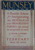 Munsey's Magazine (1889-1929 Frank A. Munsey) Pulp Vol. 48 #5