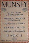 Munsey's Magazine (1889-1929 Frank A. Munsey) Pulp Vol. 48 #6