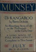 Munsey's Magazine (1889-1929 Frank A. Munsey) Pulp Vol. 49 #4
