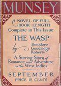 Munsey's Magazine (1889-1929 Frank A. Munsey) Pulp Vol. 49 #6