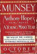 Munsey's Magazine (1889-1929 Frank A. Munsey) Pulp Vol. 53 #1