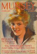 Munsey's Magazine (1889-1929 Frank A. Munsey) Pulp Vol. 54 #1