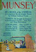 Munsey's Magazine (1889-1929 Frank A. Munsey) Pulp Vol. 55 #3