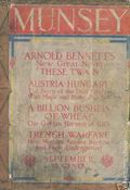 Munsey's Magazine (1889-1929 Frank A. Munsey) Pulp Vol. 55 #4