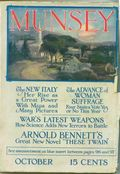 Munsey's Magazine (1889-1929 Frank A. Munsey) Pulp Vol. 56 #1