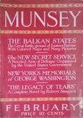 Munsey's Magazine (1889-1929 Frank A. Munsey) Pulp Vol. 57 #1