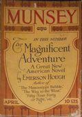 Munsey's Magazine (1889-1929 Frank A. Munsey) Pulp Vol. 57 #3