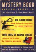 Mystery Book Magazine (1945-1950 Standard Magazines) Pulp Vol. 1 #2