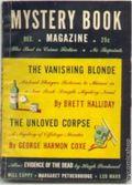 Mystery Book Magazine (1945-1950 Standard Magazines) Pulp Vol. 2 #2