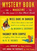 Mystery Book Magazine (1945-1950 Standard Magazines) Pulp Vol. 2 #4