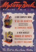Mystery Book Magazine (1945-1950 Standard Magazines) Pulp Vol. 4 #2