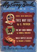Mystery Book Magazine (1945-1950 Standard Magazines) Pulp Vol. 5 #2