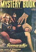 Mystery Book Magazine (1945-1950 Standard Magazines) Pulp Vol. 6 #1