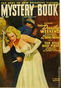 Mystery Book Magazine (1945-1950 Standard Magazines) Pulp Vol. 9 #1