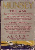 Munsey's Magazine (1889-1929 Frank A. Munsey) Pulp Vol. 64 #3
