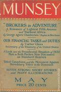 Munsey's Magazine (1889-1929 Frank A. Munsey) Pulp Vol. 66 #4