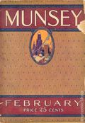 Munsey's Magazine (1889-1929 Frank A. Munsey) Pulp Vol. 72 #1