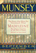 Munsey's Magazine (1889-1929 Frank A. Munsey) Pulp Vol. 73 #4