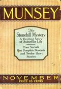 Munsey's Magazine (1889-1929 Frank A. Munsey) Pulp Vol. 74 #2