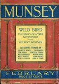 Munsey's Magazine (1889-1929 Frank A. Munsey) Pulp Vol. 78 #1