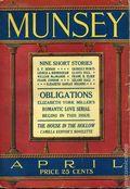 Munsey's Magazine (1889-1929 Frank A. Munsey) Pulp Vol. 78 #3