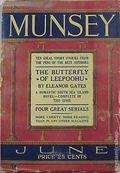 Munsey's Magazine (1889-1929 Frank A. Munsey) Pulp Vol. 79 #1