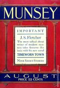 Munsey's Magazine (1889-1929 Frank A. Munsey) Pulp Vol. 79 #3