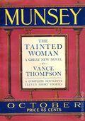 Munsey's Magazine (1889-1929 Frank A. Munsey) Pulp Vol. 80 #1
