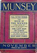 Munsey's Magazine (1889-1929 Frank A. Munsey) Pulp Vol. 80 #2