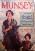 Munsey's Magazine (1889-1929 Frank A. Munsey) Pulp Vol. 81 #1