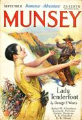 Munsey's Magazine (1889-1929 Frank A. Munsey) Pulp Vol. 94 #4
