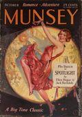 Munsey's Magazine (1889-1929 Frank A. Munsey) Pulp Vol. 95 #1