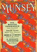 Munsey's Magazine (1889-1929 Frank A. Munsey) Pulp Vol. 95 #4