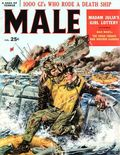 Male (1950-1981 Male Publishing Corp.) Vol. 8 #2