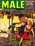 Male (1950-1981 Male Publishing Corp.) Vol. 10 #6