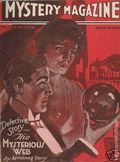 Mystery Magazine (1917-1927 Tousey/Wolff) Pulp 1st Series Vol. 1 #3