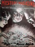 Mystery Magazine (1917-1927 Tousey/Wolff) Pulp 1st Series Vol. 1 #12