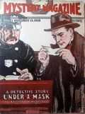 Mystery Magazine (1917-1927 Tousey/Wolff) Pulp 1st Series Vol. 1 #13