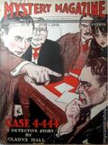 Mystery Magazine (1917-1927 Tousey/Wolff) Pulp 1st Series Vol. 1 #14