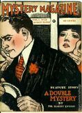 Mystery Magazine (1917-1927 Tousey/Wolff) Pulp 1st Series Vol. 1 #19