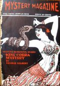 Mystery Magazine (1917-1927 Tousey/Wolff) Pulp 1st Series Vol. 1 #21
