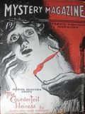 Mystery Magazine (1917-1927 Tousey/Wolff) Pulp 1st Series Vol. 2 #32