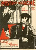 Mystery Magazine (1917-1927 Tousey/Wolff) Pulp 1st Series Vol. 3 #58