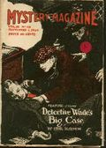 Mystery Magazine (1917-1927 Tousey/Wolff) Pulp 1st Series Vol. 3 #68