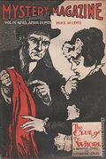 Mystery Magazine (1917-1927 Tousey/Wolff) Pulp 1st Series Vol. 4 #83