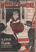 Mystery Magazine (1917-1927 Tousey/Wolff) Pulp 1st Series Vol. 4 #85