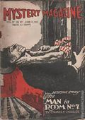 Mystery Magazine (1917-1927 Tousey/Wolff) Pulp 1st Series Vol. 4 #87