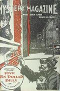 Mystery Magazine (1917-1927 Tousey/Wolff) Pulp 1st Series Vol. 4 #88