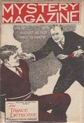 Mystery Magazine (1917-1927 Tousey/Wolff) Pulp 1st Series Vol. 4 #91