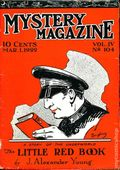 Mystery Magazine (1917-1927 Tousey/Wolff) Pulp 1st Series Vol. 4 #104